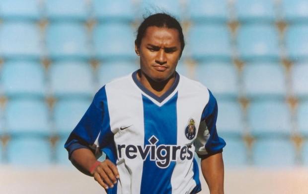 Esquerdinha, ex-jogador do Porto (Foto: Divulgação / Porto FC)