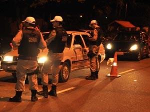 Ação aconteceu em João Pessoa e Campina Grande (Foto: Divulgação/BPTran)