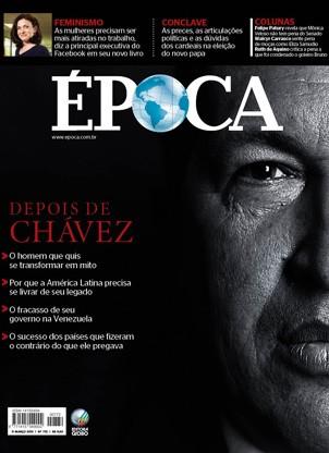 Capa - edição 772 - 302x416 (Foto: Reprodução/Revista ÉPOCA)