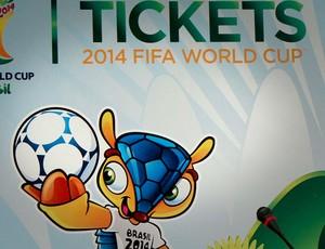 ingresso copa do mundo (Foto: Agência Estado)