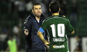 Guarani x Independente-SP Série A2 Pintado Fumagalli (Foto: Rodrigo Villalba / Memory Press)