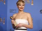 Jennifer Lawrence é a atriz mais bem paga do mundo, segundo a 'Forbes'