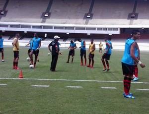 Flamengo-PI na Copa Norte Sub-20  (Foto: Reprodução/Facebook)