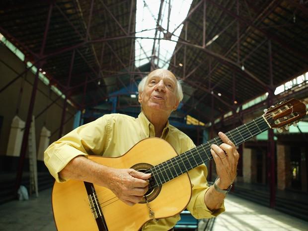Homero Ferreira morreu aos 86 anos (Foto: Leonardo Aversa / Agencia O Globo)