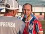 Fabinho Cambalhota celebra golaço que garante Itabaiana entre os líderes