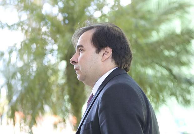 Rodrigo Maia (Foto: Marcelo Camargo/Agência Brasil)