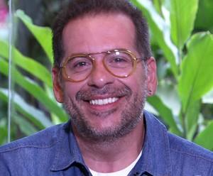 Leandro Hassum é o convidado do 'Mais Você' (Foto: TV Globo)