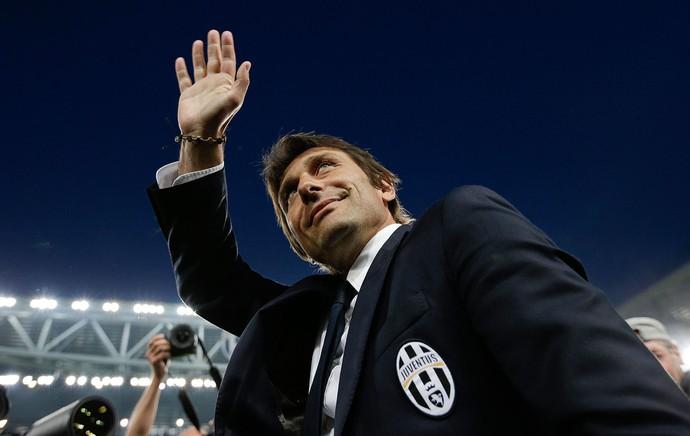 Conte Juventus (Foto: Reuters)