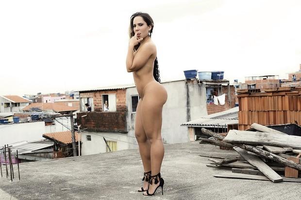 Mulher Melão (Foto: Haruo Kaneko/Sexy/R2assessoria)