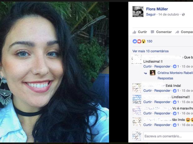 Jovem morreu ao cair do 6º andar dentro do poço de um elevador na noite desta sexta-feira (30) (Foto: Reprodução/Facebook)