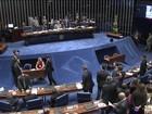 Partidos indicam integrantes da comissão de impeachment no Senado