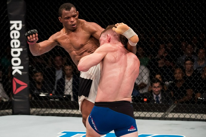 Franscisco Massaranduba Paul Felder (Foto: Getty Images)