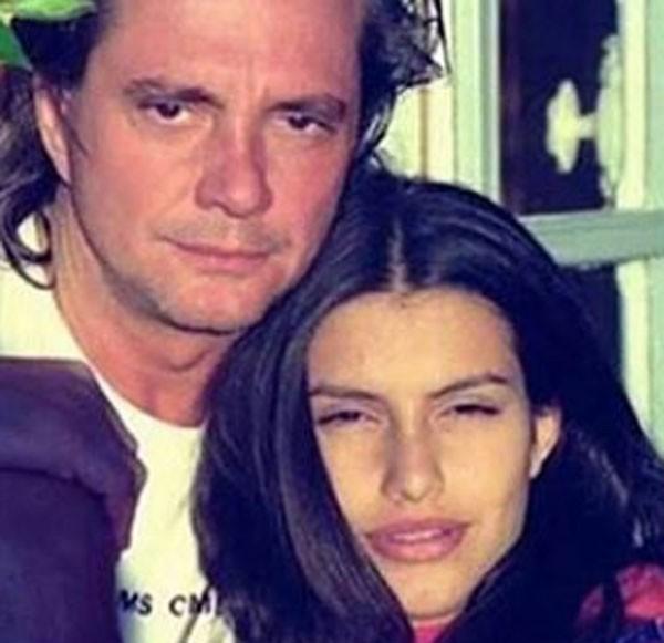 Fabio Jr e Cleo (Foto: Reprodução)