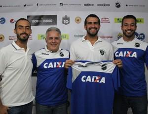 ABC fecha parceria com Basquete Potiguar Clube (Foto: Divulgação/ABC)