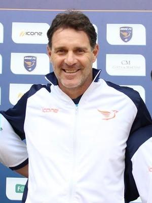 Carlos Germano, Doze (Foto: Divulgação/Doze FC)