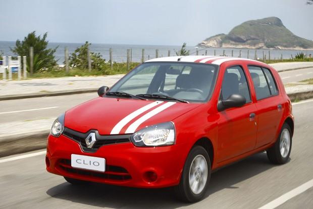 Novo Renault Clio (Foto: Divulgação)
