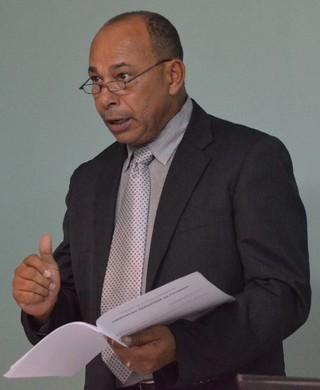 Procurador do TJD/SE vai recorrer. Ele quer pena mais rigorosa ao Guarany-SE (Foto: João Áquila/GLOBOESPORTE.COM)
