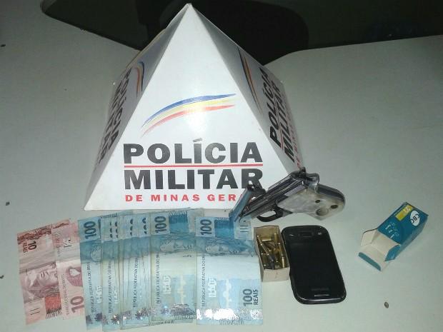 Operação Patos de Minas (Foto: Polícia Militar/Divulgação)