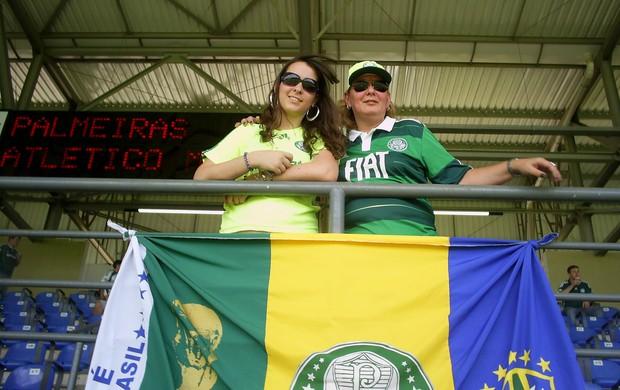 Meu Palmeiras - Denise Maria Bagaiolo (Foto: Arquivo Pessoal)