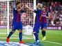 Barcelona se reapresenta com vitória, gols de Messi e Bauza no Camp Nou