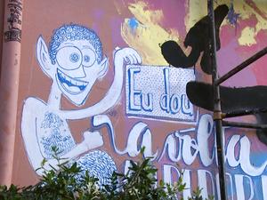 Puck, personagem de Um sonho de uma noite de verão (Foto: Eder Ribeiro/EPTV)
