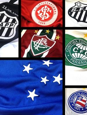 ee83ab76b5 Estrangeiros elegem a camisa mais bonita do futebol brasileiro ...