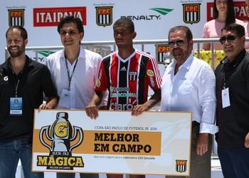Alex, meia do Botafogo-SP (Foto: Rogério Moroti/Ag. Botafogo)