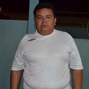 Denilson Silva, diretor administrativo FRF (Foto: Nailson Wapichana/GloboEsporte.com)