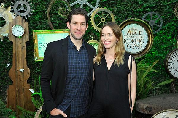 Emily Blunt e John Krasinski (Foto: Getty Images)
