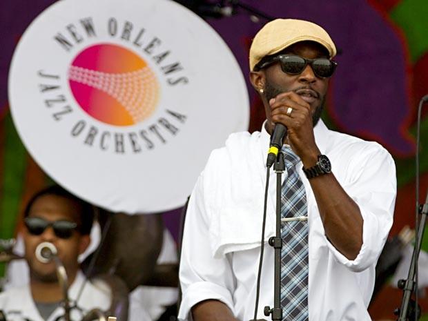 """O músico de jazz Leon """"Kid Chocolate"""" Brown, atração da 13ª edição do Bourbon Street Fest em Brasília (Foto: J. Stuart/Divulgação)"""