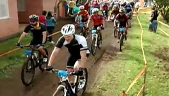 Provas de corrida e de bike movimentaram o fim de semana em Mogi
