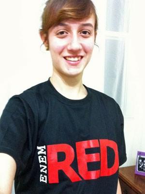 Larissa Maranhão criou o Red com dicas de redação (Foto: Arquivo pessoal)