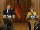 Presidente francês diz que país não vai se curvar ao terrorismo
