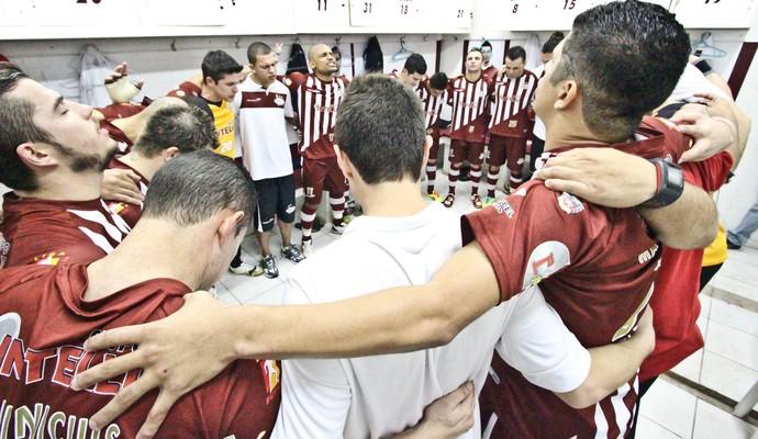 Orlândia X Corinthians (Foto: Marcio Damião / Divulgação)