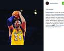 Atletas de diversos esportes prestam homenagens a Kobe após despedida