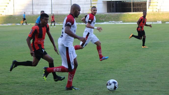 Santa Cruz de Natal x Atlético Potengi (Foto: Divulgação)
