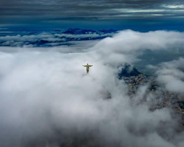 Cristo Redentor (Foto: Claudio Edinger)