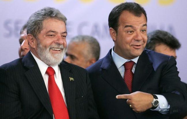 Lula e Sérgio Cabral - Os Bons Companheiro (Foto: Arquivo Google)