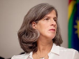 É ELA Renata Campos, viúva de Eduardo, deve ser indicada para chapa presidencial (Foto: Mauro Filho/Frame/Folhapress)