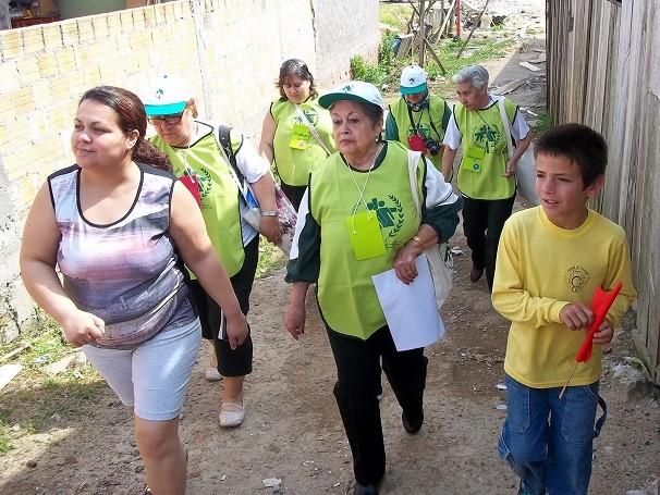 Missionários Leigos levam a Pastoral da Criança para os pontos onde ela ainda não havia chegado (Foto: Divulgação/ Pastoral da Criança)
