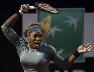 tenis serena williams roma (Foto: AP)