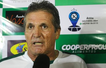 """""""Não há favorito"""", diz Roberto Oliveira sobre confronto contra o Rio Branco"""