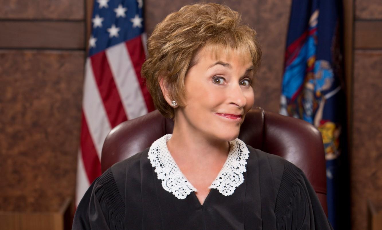 Judy Sheindlin, a juíza que comanda a atração que leva seu nome (Foto: Divulgação)