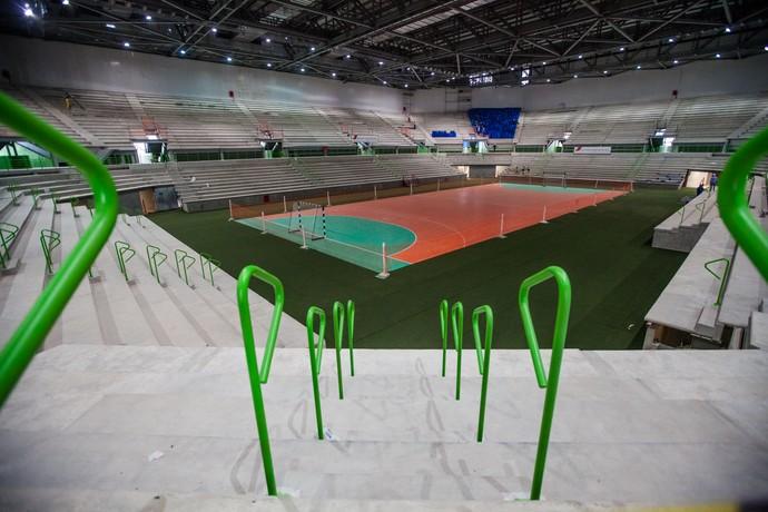Arena do Futuro agosto 2015 (Foto: André Motta/Heusi Action/brasil2016.gov.br)