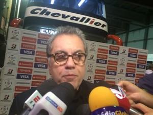 Carlos Miguel Aidar (Foto: Marcelo Prado)