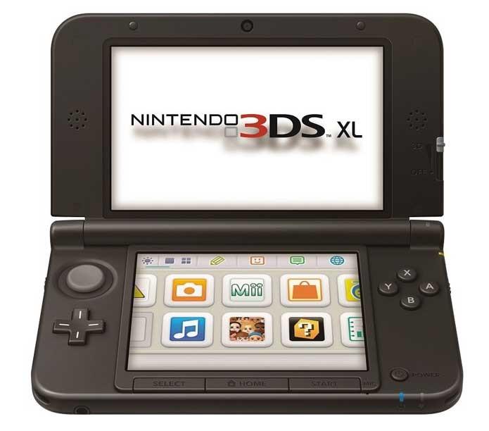 Nintendo 3DS XL (Foto: Divulgação/Nintendo)