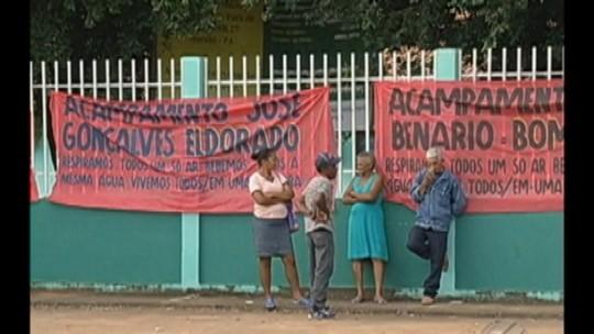 Quarenta famílias ocupam a sede do Incra em Marabá