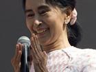 Presidente de Mianmar felicita Suu Kyi por vitória eleitoral