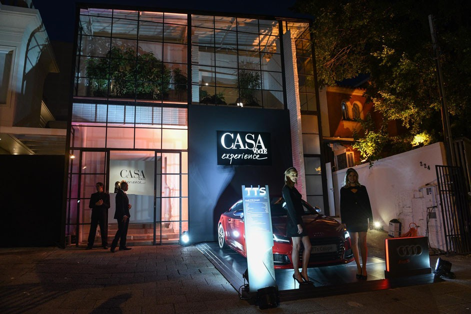 Casa Vogue Experience - Festa de abertura (Foto: Lu Prezia)