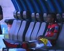 Marllon e Eron passam por exames e poderão desfalcar o Atlético-GO